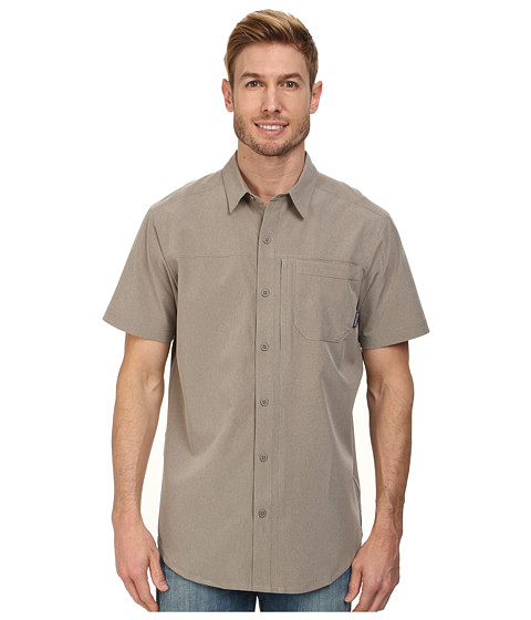 Columbia - Global Adventure II S/S Shirt (Kettle Heather) Men