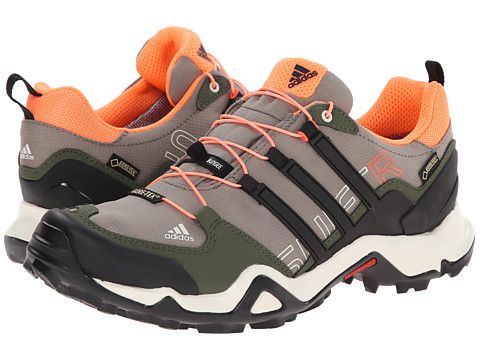 adidas Outdoor - Terrex Swift R GTX W (Clay/Black/Flash Orange) Women's Shoes