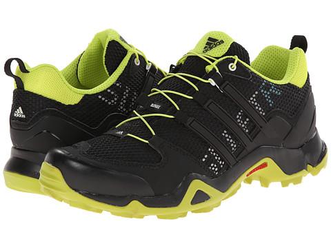 adidas Outdoor - Terrex Swift R W (Black/Semi Solar Yellow/Chalk White) Women