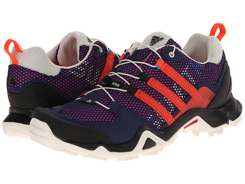 adidas Outdoor - Terrex Swift R W (Flash Pink/Solar Red/Black) Women