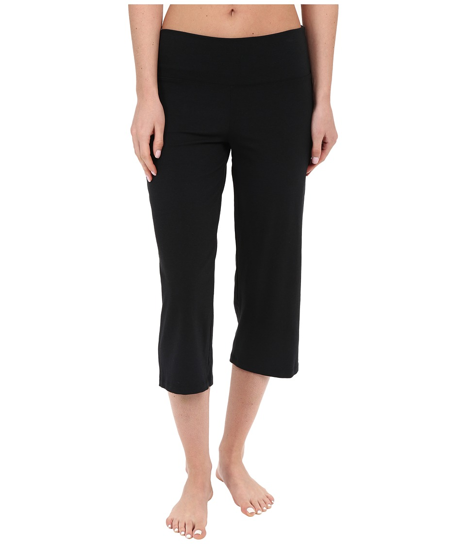 FIG Clothing - Keo Capri (Black) Women's Capri