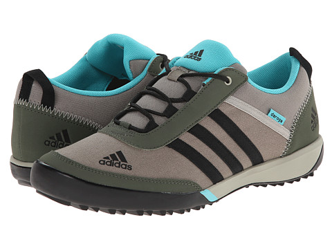 adidas Outdoor - Daroga Sleek Canvas W (Clay/Black/Base Green) Women