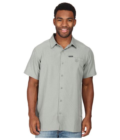 Columbia - Declination Trail II S/S Shirt (Sedona Sage Plaid) Men