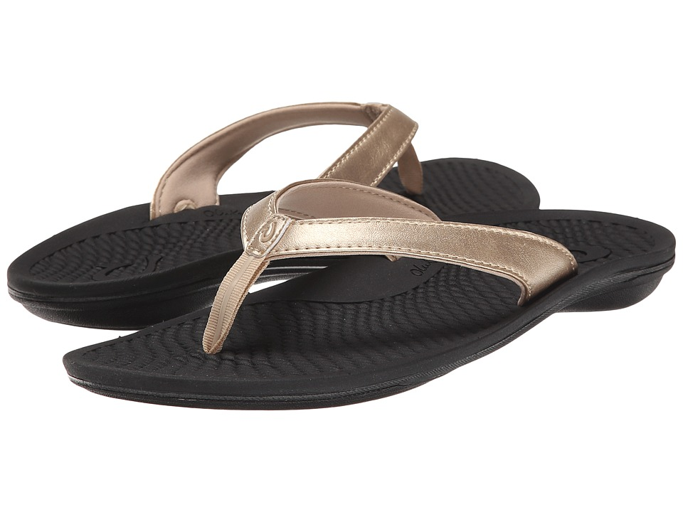 OluKai - Ono (Mica/Black) Women
