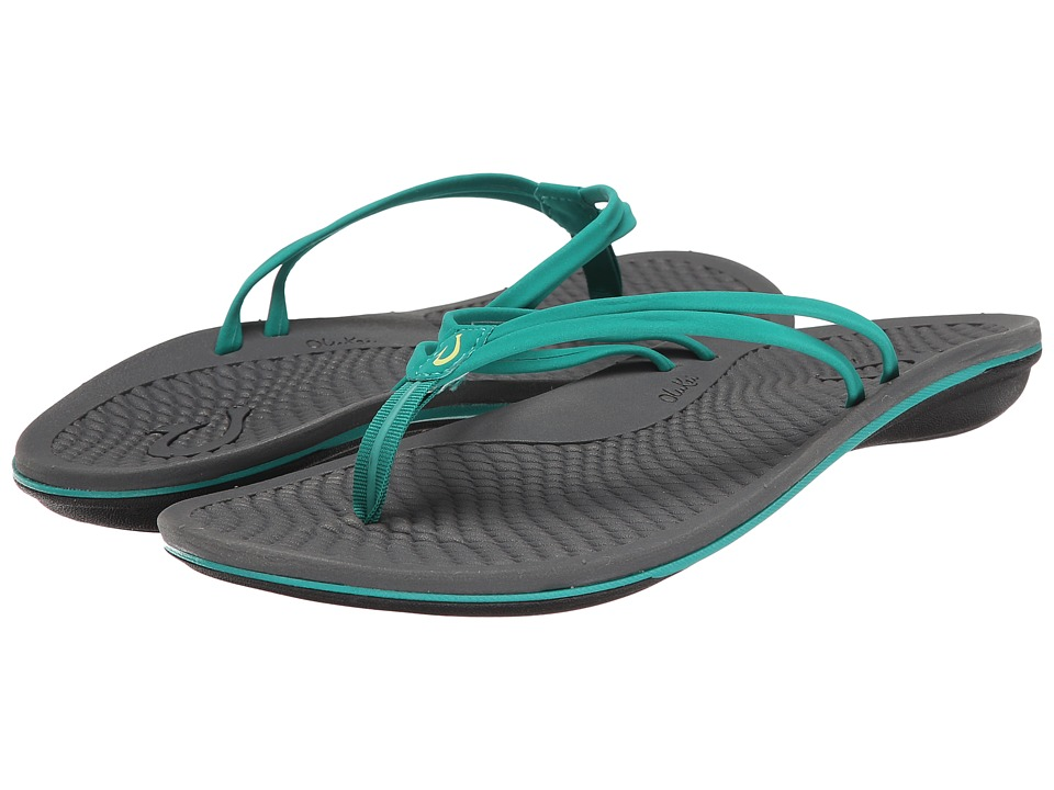 OluKai - Unahi (Mermaid/Dark Shadow) Women's Sandals