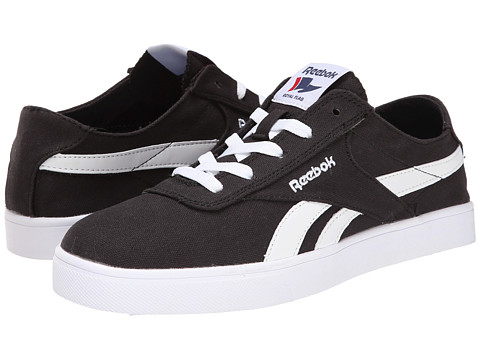 Reebok - Royal Global Vulc (Black/White) Men