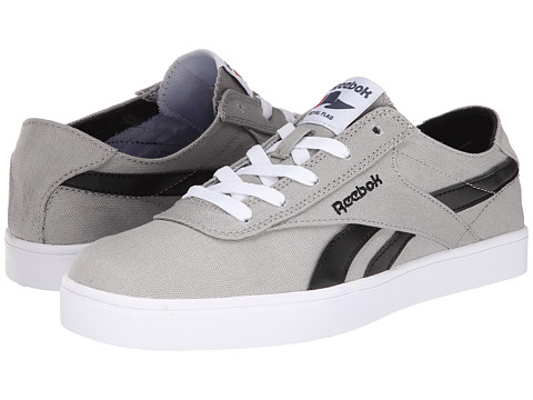 Reebok - Royal Global Vulc (Flat Grey/White/Black) Men's Shoes