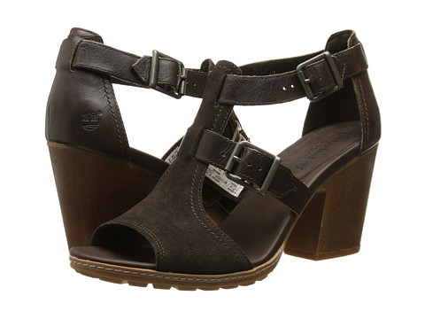 Timberland - Earthkeepers Strafford Double Buckle (Brown Journeyman) High Heels