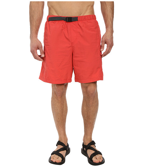 Columbia - Snake River II Water Short (Sunset Red) Men