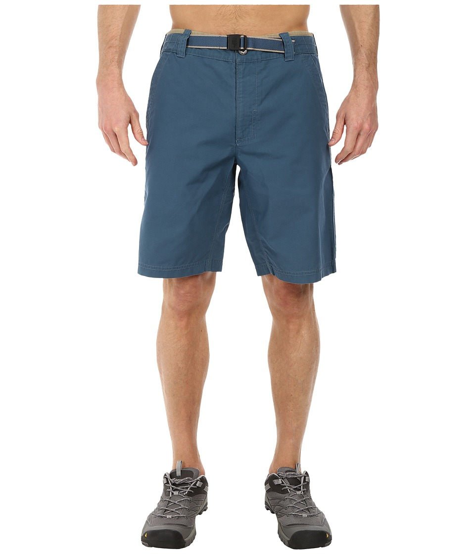 The North Face - Granite Dome Utility Belted Short (Diesel Blue) Men's Shorts