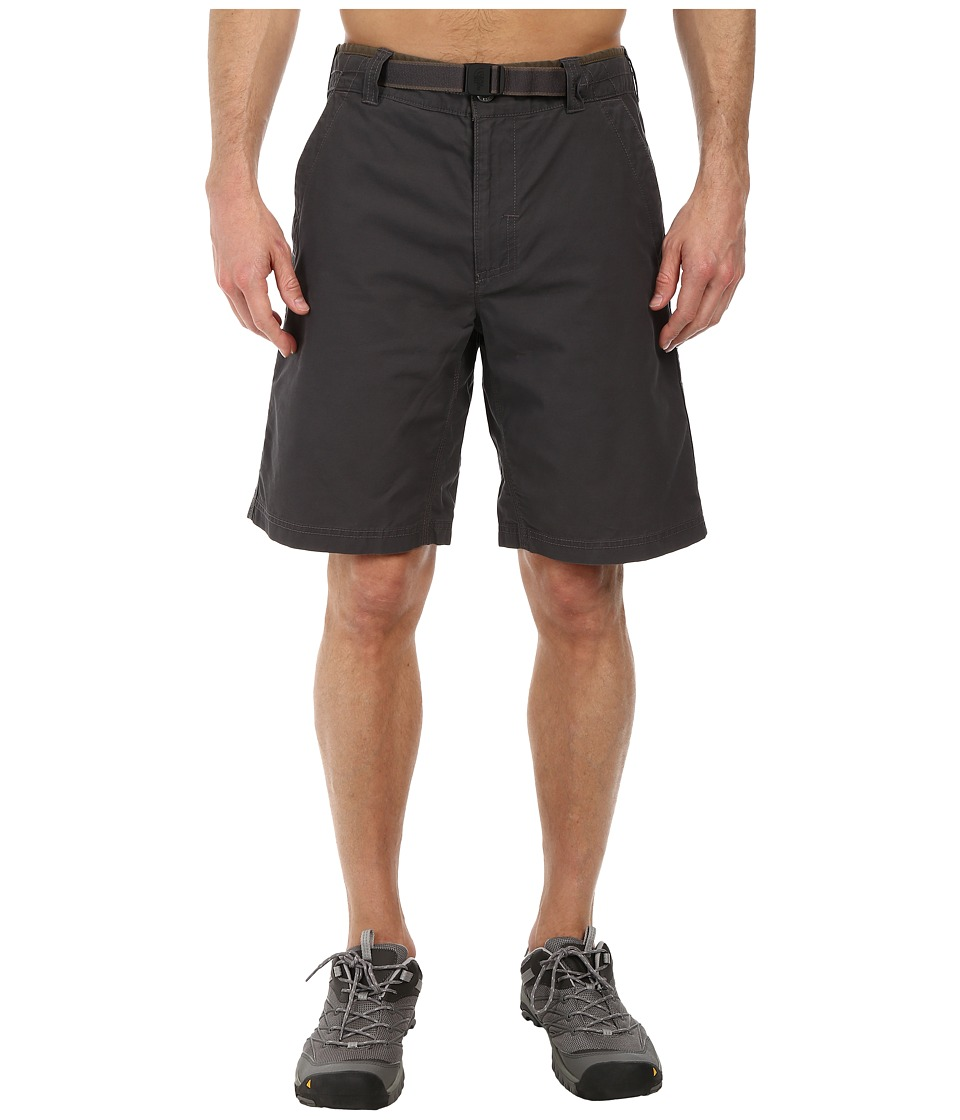 The North Face - Granite Dome Utility Belted Short (Graphite Grey) Men's Shorts
