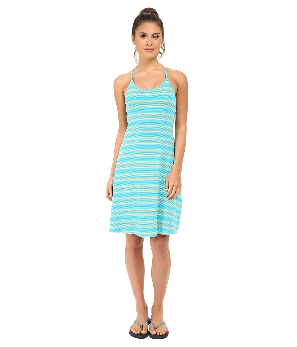 Mountain Hardwear - Tonga Stripe Dress (Tippet) Women's Dress