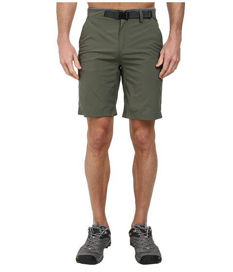 adidas Outdoor - Hiking Allround Short (Base Green) Men's Shorts