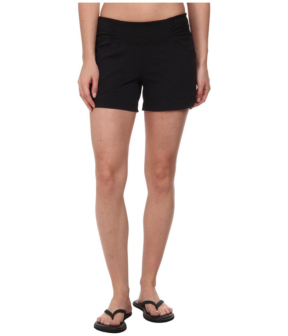 Mountain Hardwear - Dynamatm Short (Black) Women's Shorts