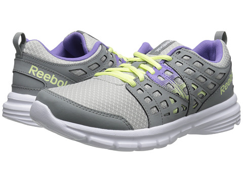 Reebok - Speed Rise (Steel/Flat Grey/Lush Orchid/Citrus Glow/White) Women's Shoes