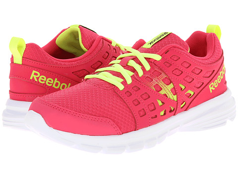 Reebok - Speed Rise (Blazing Pink/Solar Yellow/White) Women's Shoes