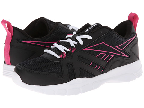 Reebok - Train Motion RS L (Black/Pink/White) Women's Shoes