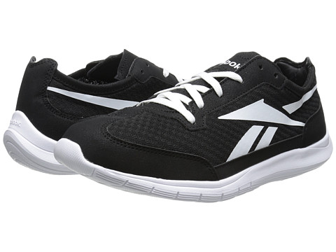 Reebok - Sport Ahead Action RS (Black/White) Women's Shoes