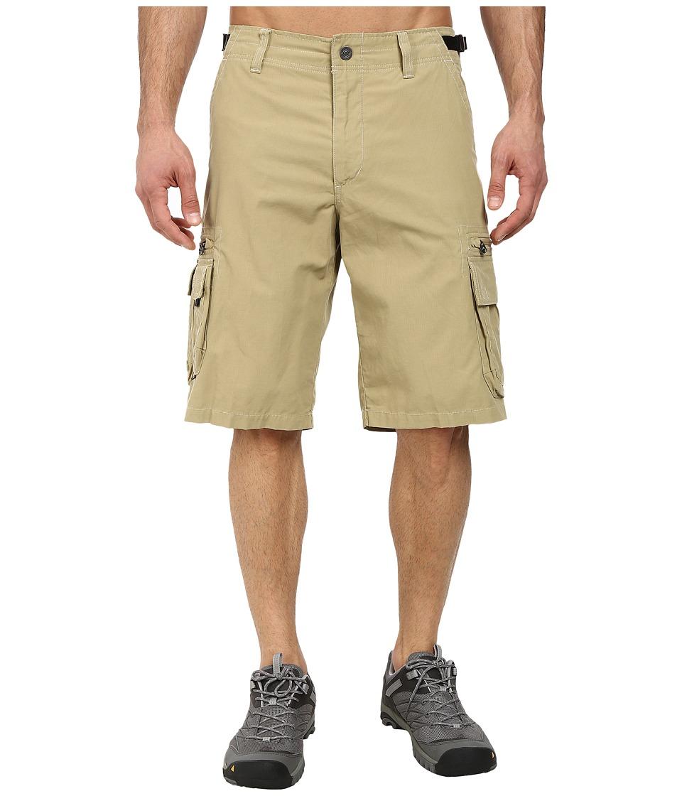 Kuhl - Z Cargo Short (Sawdust) Men's Shorts