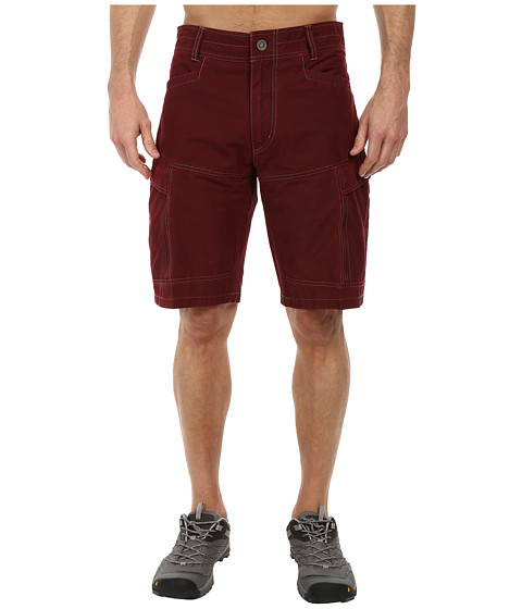 Kuhl - Kaptiv Cargo Short (Brick/Chili Pepper) Men