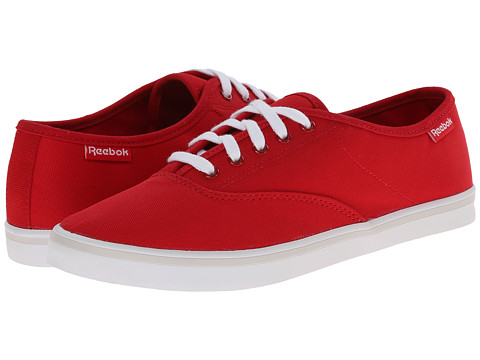 Reebok - Royal Tenstall (Excellent Red/White/Steel) Women's Shoes