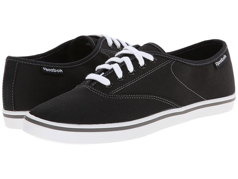 Reebok - Royal Tenstall (Black/White/Shark) Women's Shoes