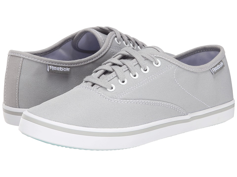 Reebok - Royal Tenstall (Medium Grey Heather/Solid Grey/White/Crystal Blue) Women's Shoes