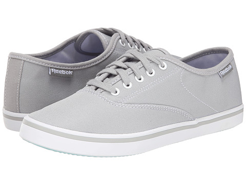 Reebok - Royal Tenstall (Medium Grey Heather/Solid Grey/White/Crystal Blue) Women