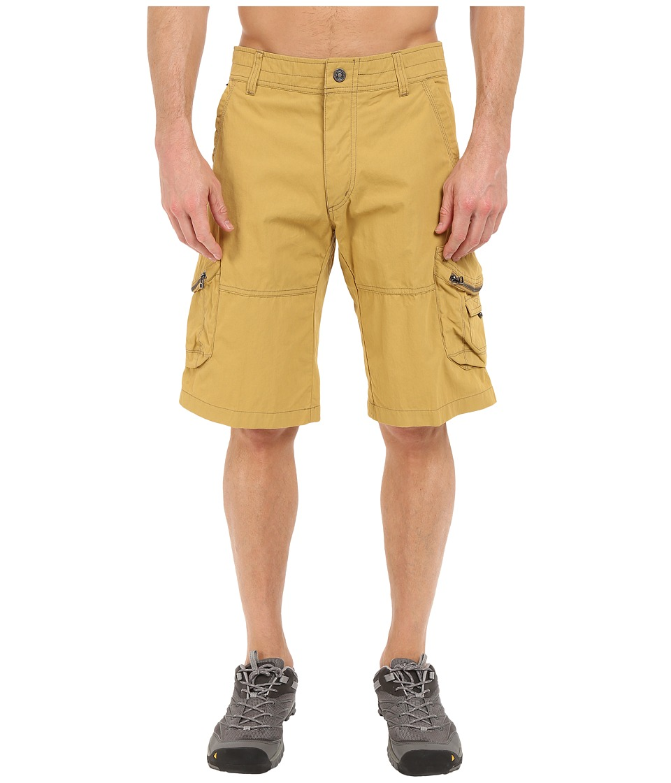 Kuhl - Ambush Cargo Short (Camel) Men's Shorts