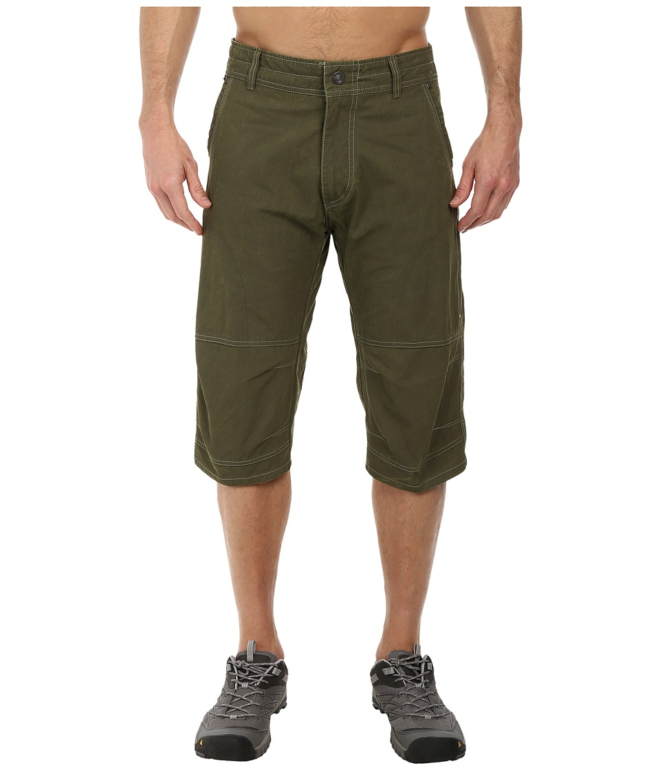 Kuhl - Krux Short (Olive/Lizard) Men's Shorts