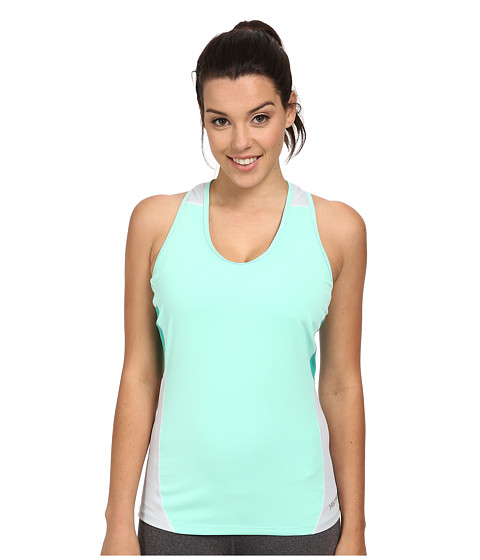 Marmot - Interval Tank (Ice Green/Gem Green) Women's Sleeveless