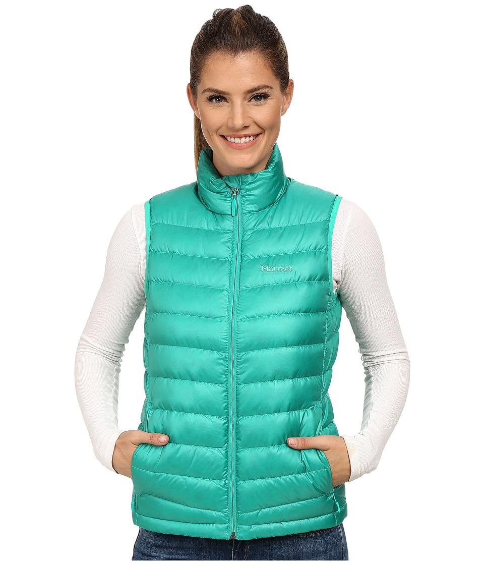 Marmot - Jena Vest (Gem Green) Women's Vest
