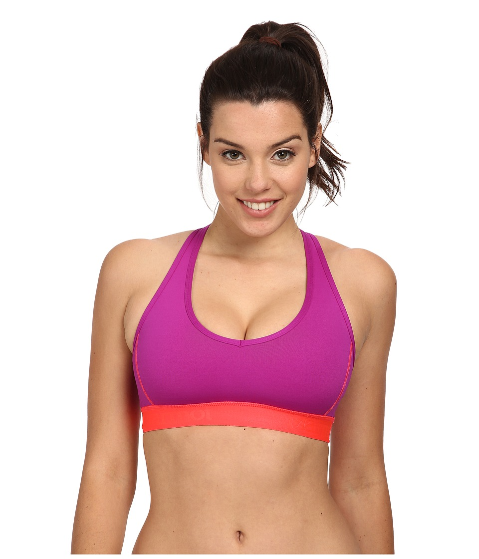 Marmot - Layer Up Sportsbra (Beet Purple/Bright Pink) Women's Clothing