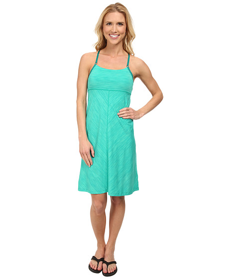Marmot - Lena Dress (Gem Green) Women
