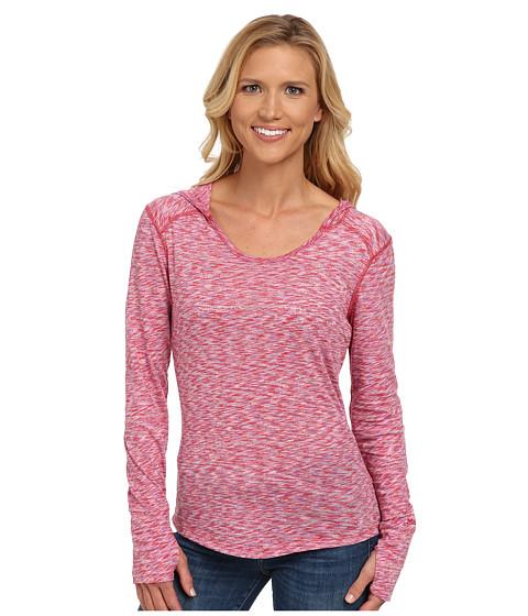 Marmot - Natasha Burnout Hoodie (Summer Pink) Women's Sweatshirt