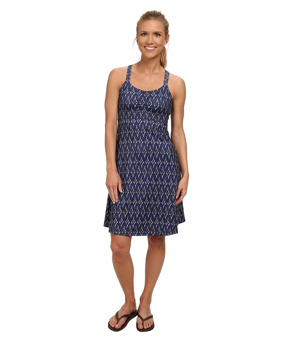 Marmot Taryn Dress (Dark Steel Ikat) Women