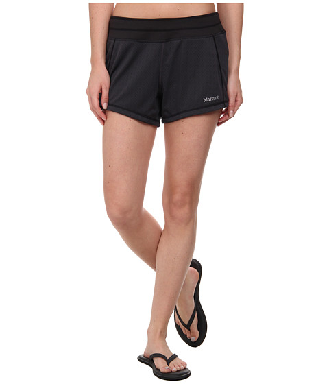 Marmot - Essential Short (Dark Steel) Women's Shorts