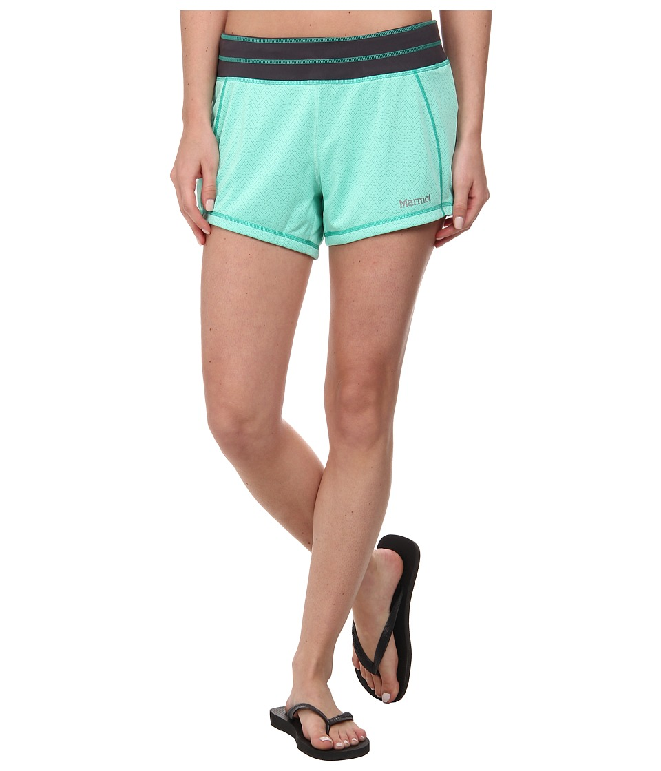 Marmot - Essential Short (Ice Green) Women