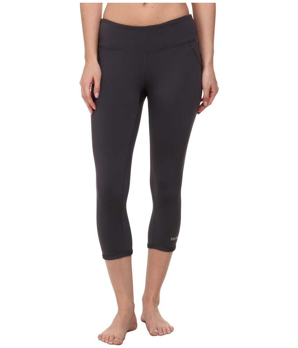 Marmot - Jump Start Capri (Dark Steel) Women's Capri