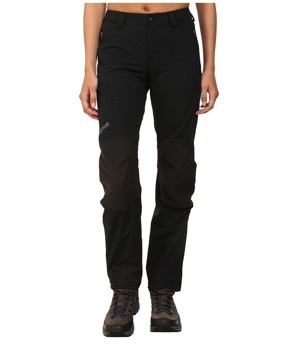 Marmot - Pingora Pant (Black) Women's Casual Pants