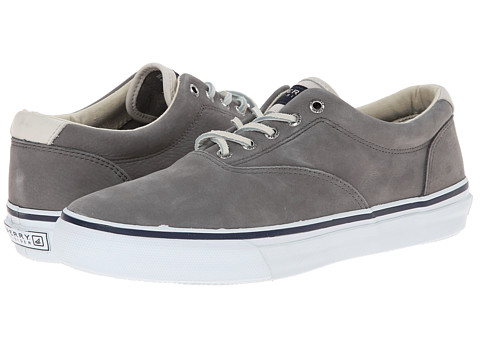 Sperry Top-Sider - Striper CVO Washable (Grey) Men's Shoes