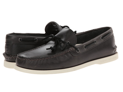Sperry Top-Sider - A/O 1-Eye (Dark Grey) Men's Shoes