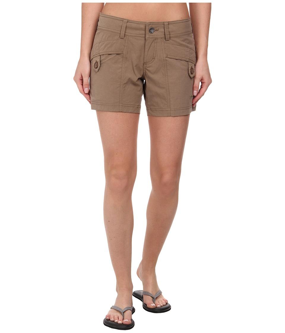 Marmot - Ginny Short (Desert Khaki) Women's Shorts