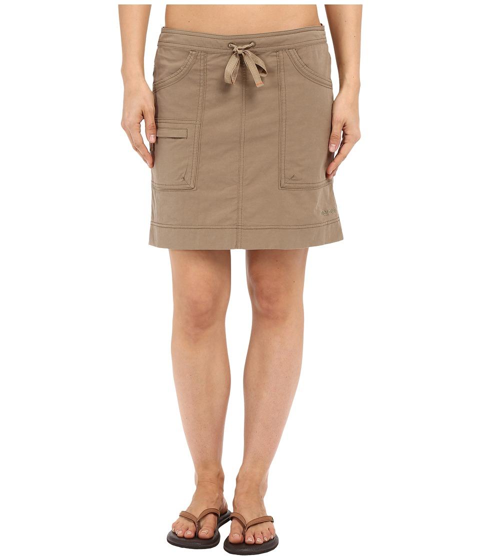 Marmot Ginny Skirt (Desert Khaki) Women