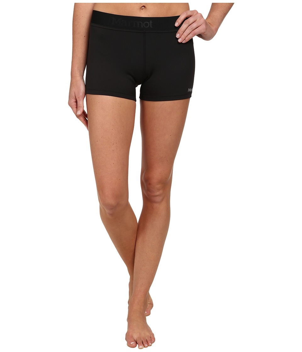 Marmot - Motion Short (Black) Women's Shorts
