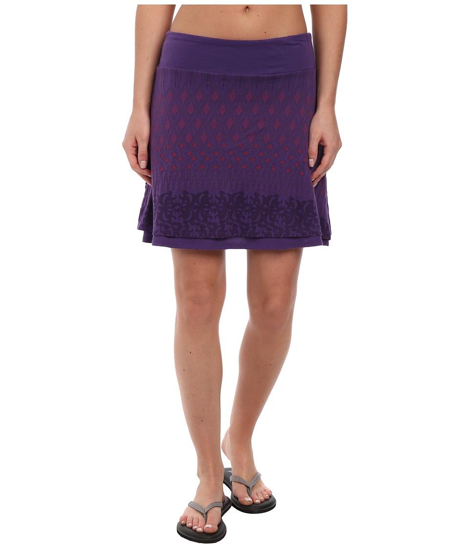 Marmot - Samantha Skirt (Lavender Violet) Women's Skirt