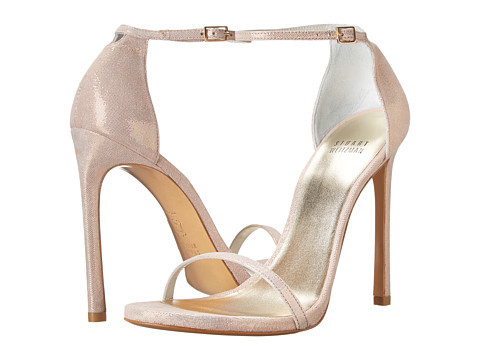 Stuart Weitzman Bridal & Evening Collection - Nudist (Flesh Cipria) High Heels