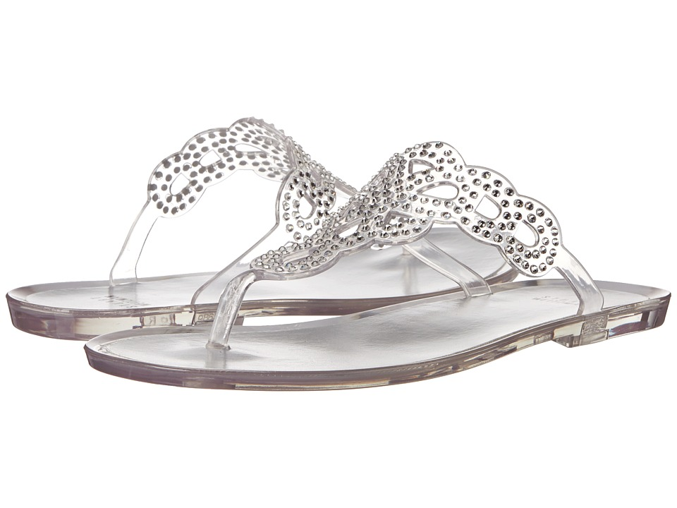 Stuart Weitzman - Mermaid (Clear Jelly) Women's Sandals