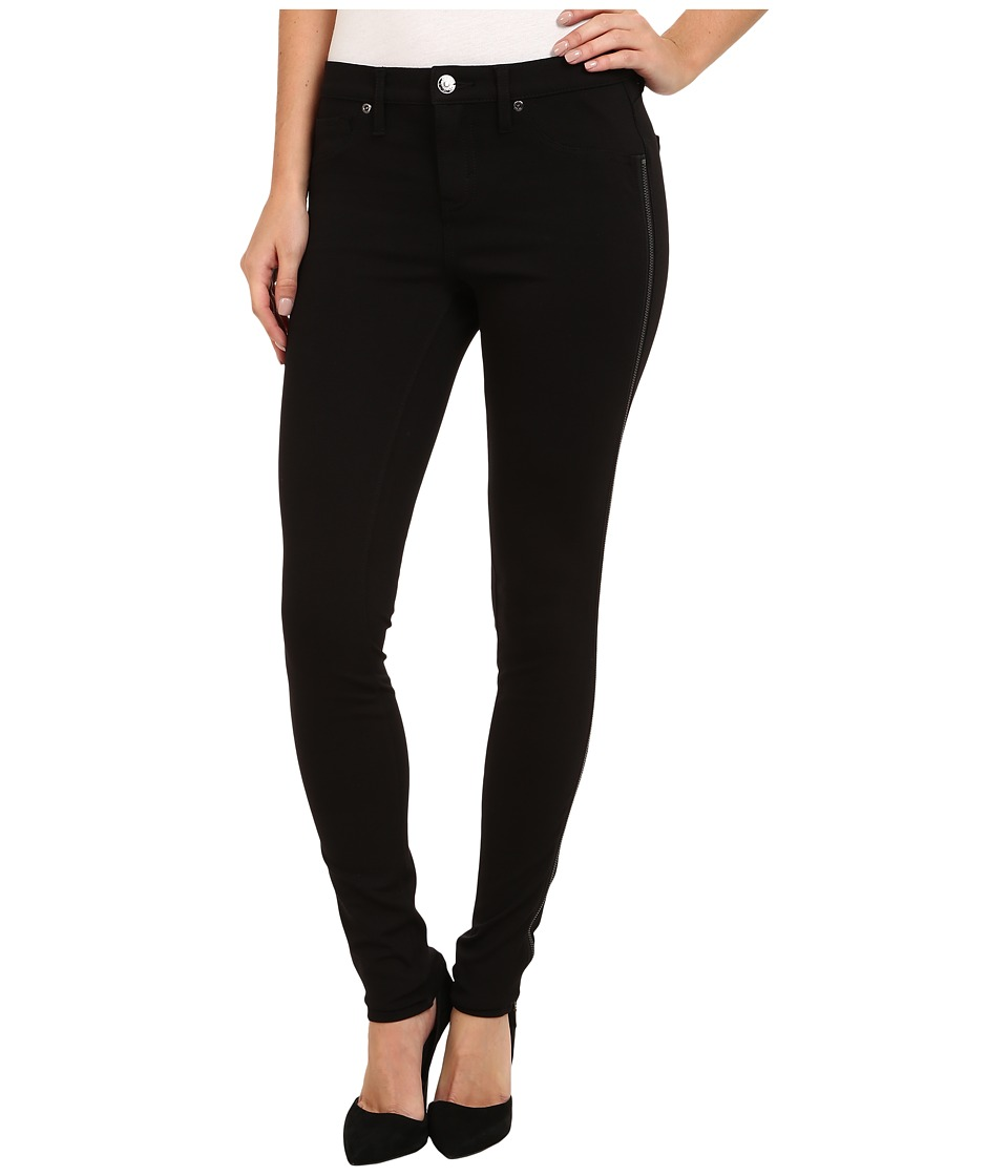 Dittos - Maxine Zipper Ponte Legging in Black (Black) Women's Jeans