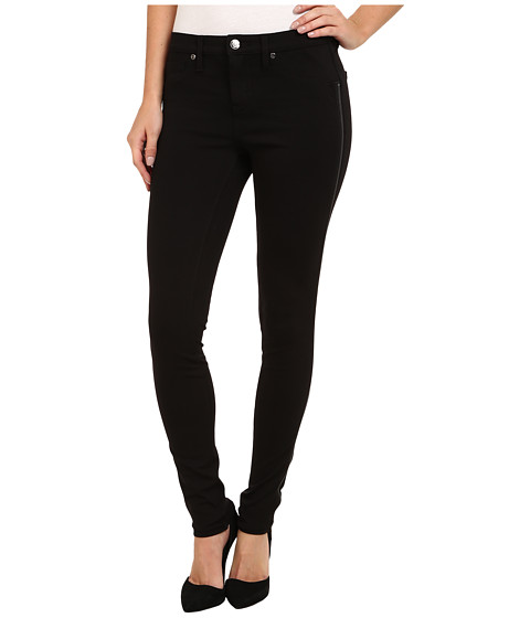 Dittos - Maxine Zipper Ponte Legging in Black (Black) Women